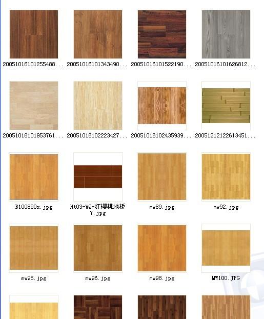 【念殇分享】第十二季材质贴图之地板,木纹,桑拿板,门