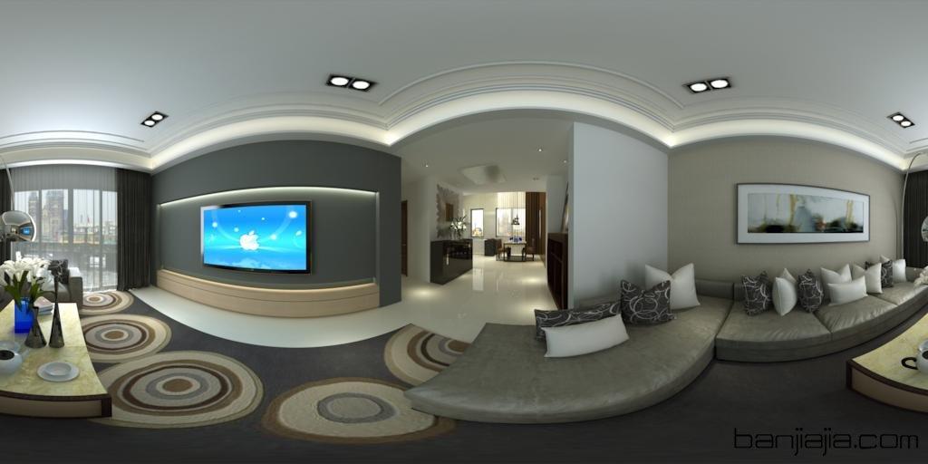 360全景图渲染难题求解!-室内设计师平台 -室内设计