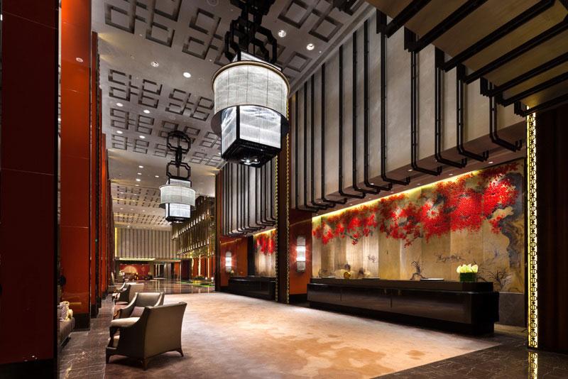 由世界著名的kks建筑设计公司和多家知名室内设计公司联合设计建造