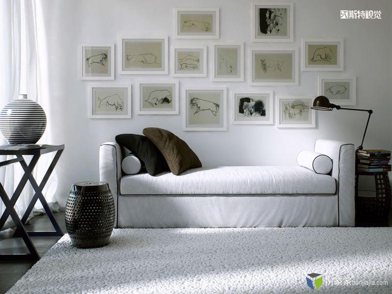 3d家具表现-室内设计师平台 -室内设计论坛-扮家家