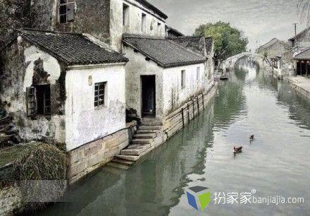 最美建筑设计之粉墙黛瓦中国风 · 江南水乡