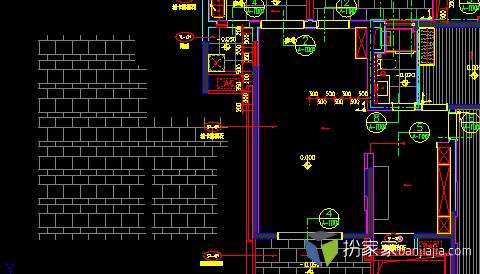 地砖设计款式平面图