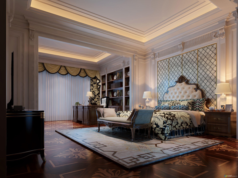 欧式-室内设计师平台 -室内设计论坛-扮家家室内设计网