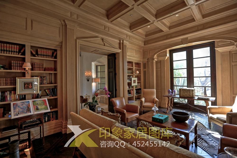 高清整木家装图片 酒窖图片 全屋木制家具图片 护墙板