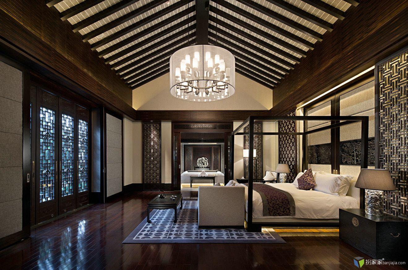 梁志天设计--黄山雨润涵月楼酒店
