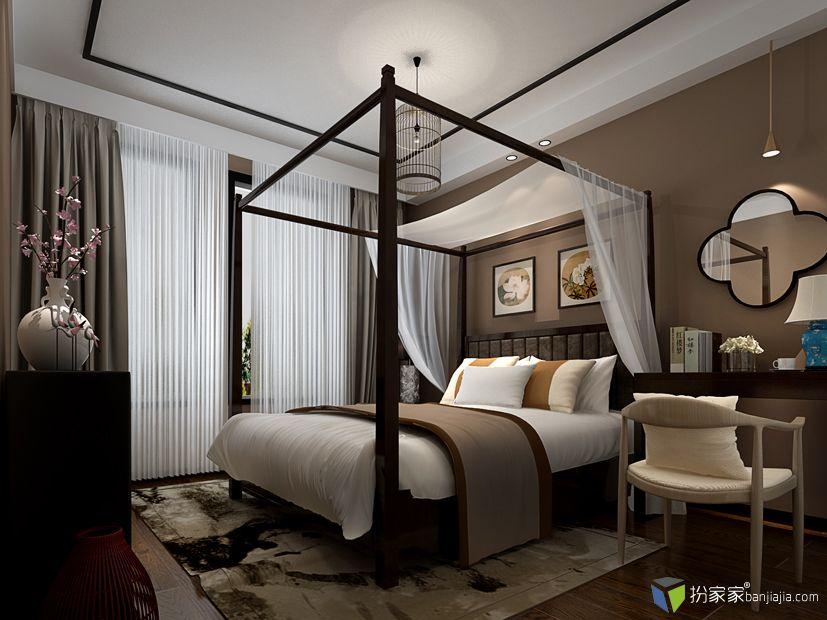 新中客厅加卧室 - 扮家家室内设计网