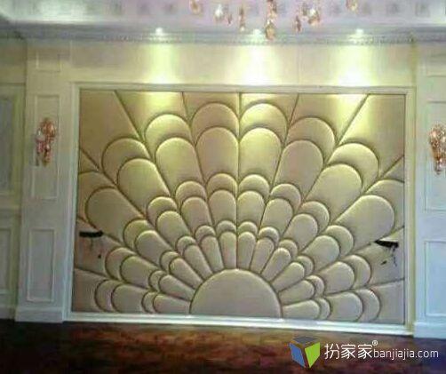 【大象教程37】异形软包建模 - 扮家家室内设计网