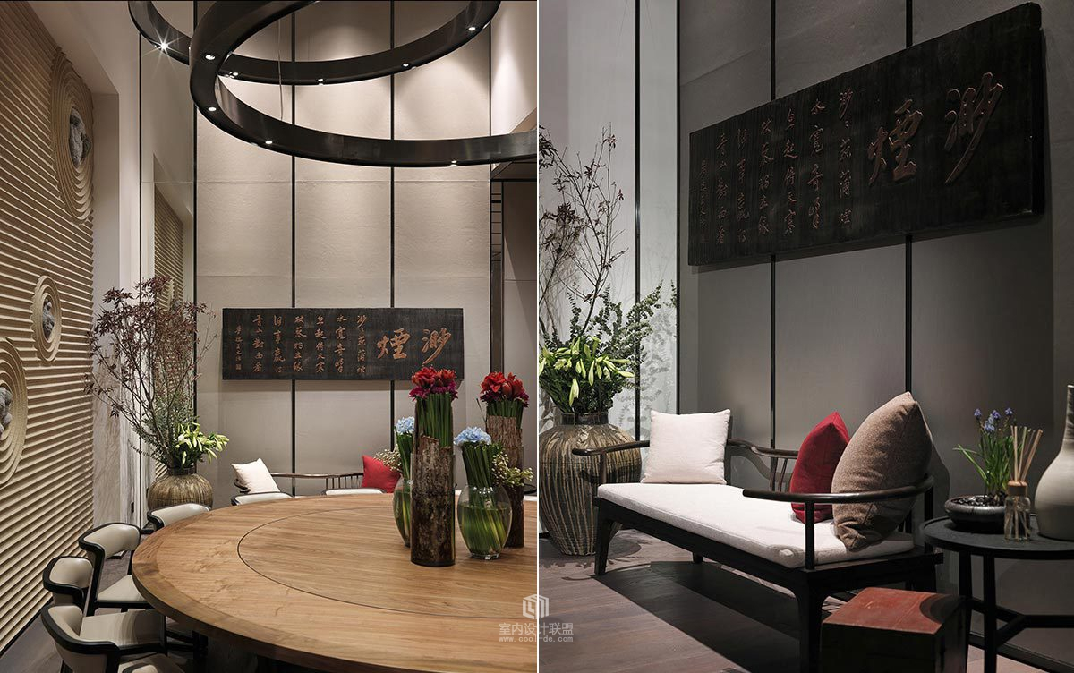 但因空间架构早已底定,森境&王俊宏室内装修从软装面著手,重新定义