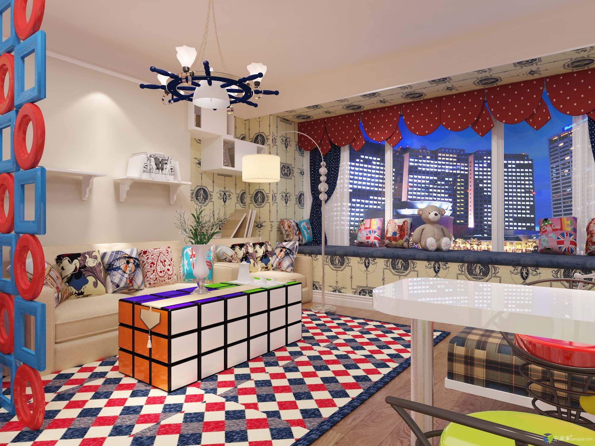 毕业设计-室内设计师平台 -室内设计论坛-扮家家室内