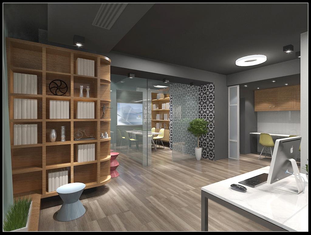 仓库式餐厅创意设计作品
