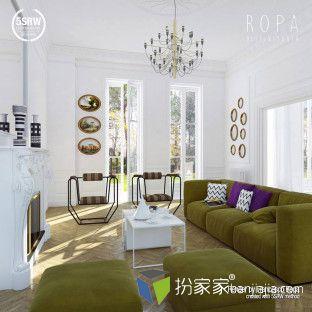 国外室内效果-室内设计师平台 -室内设计论坛-扮家家