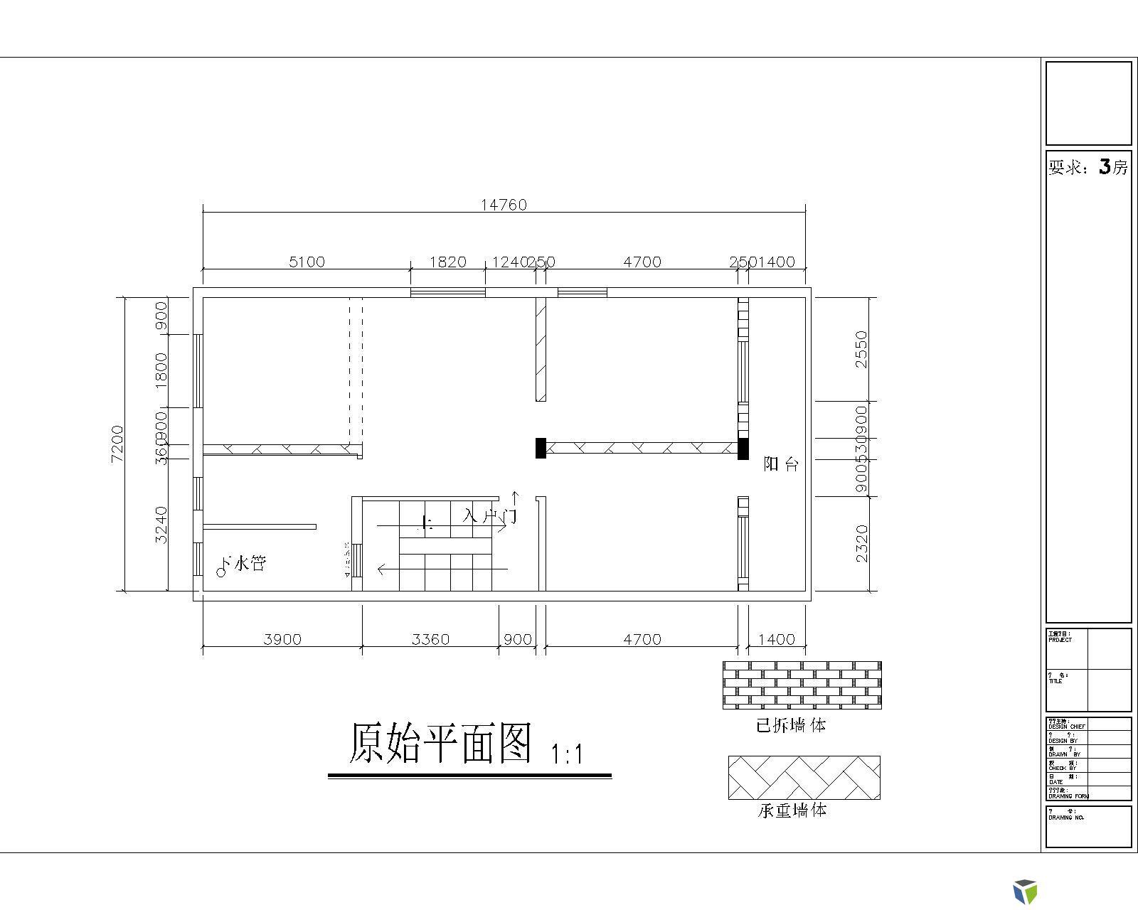 平面布置图-室内设计师平台 -室内设计论坛-扮家家