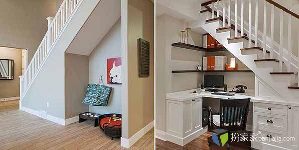 节省空间的楼梯设计 总有一款适合你