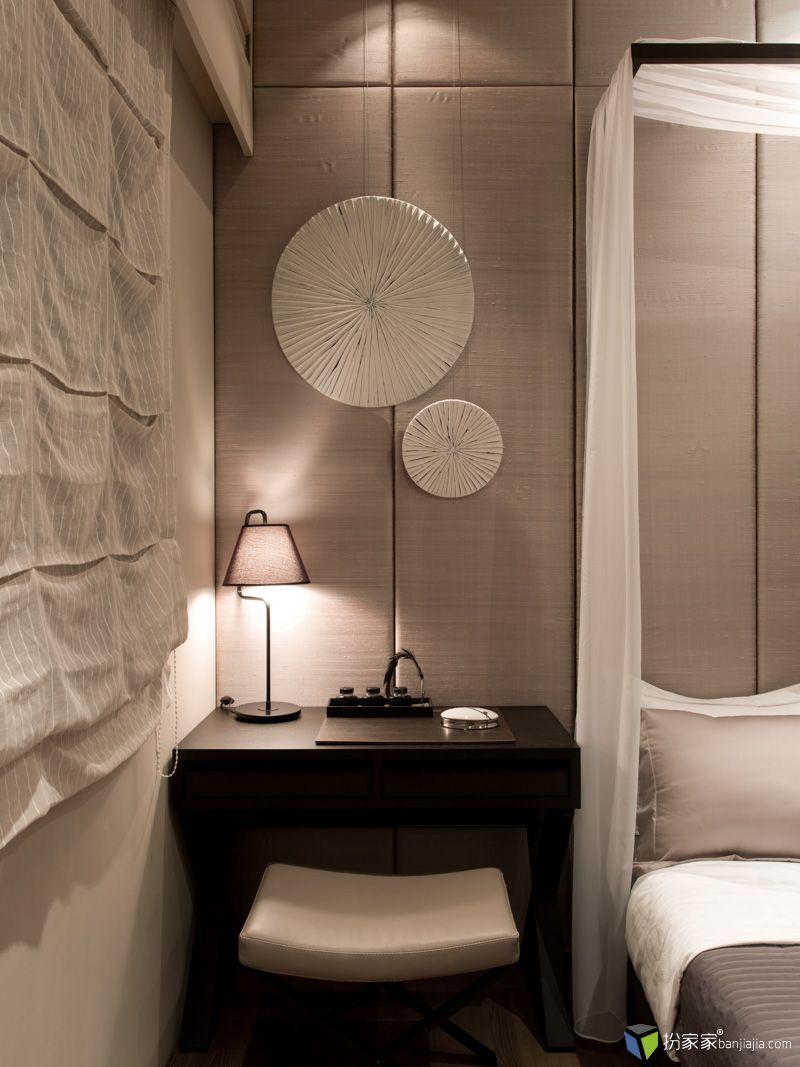 [新中式] 禅意风格小型住宅 - 扮家家室内设计网