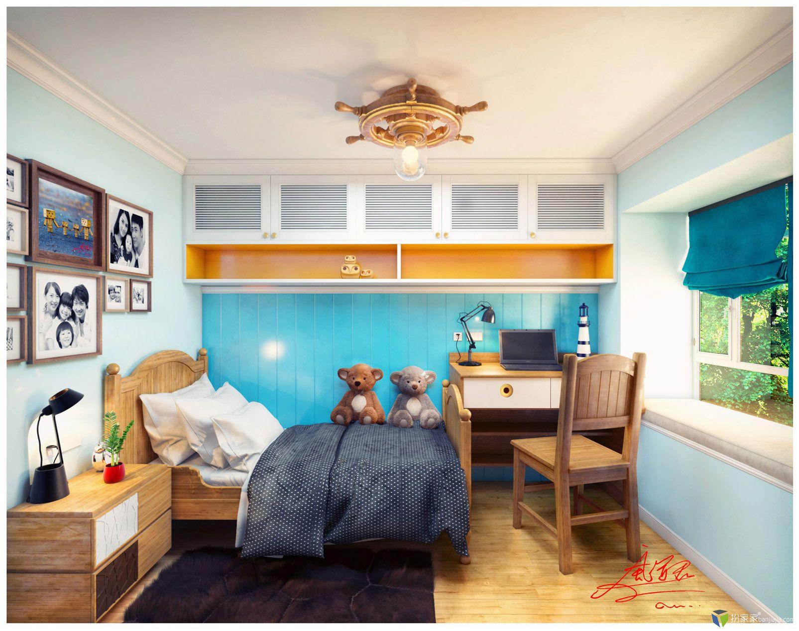 儿童房 - 扮家家室内设计网