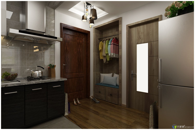 loft单身公寓设计方案