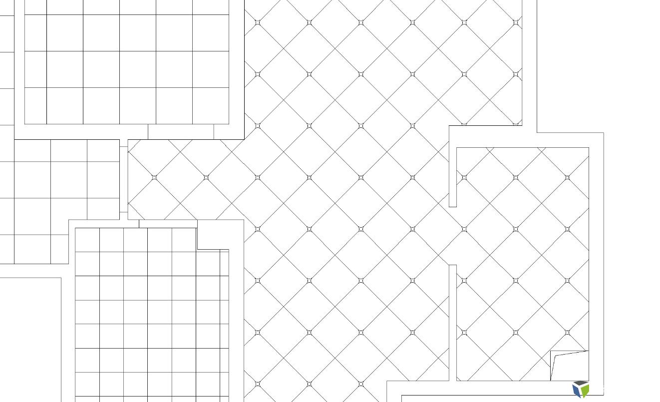 CAD存成JPG导入PS线周围也出现不干净的东cad植物图立面图片
