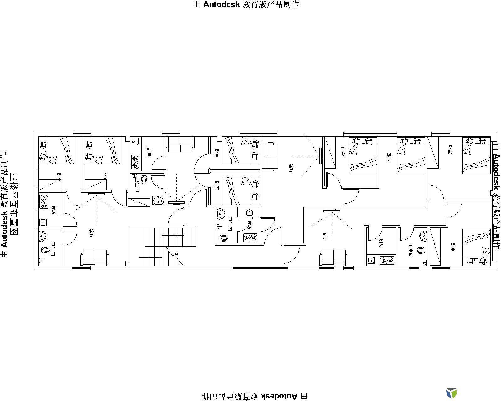 厂房改成出租房 - 扮家家室内设计网