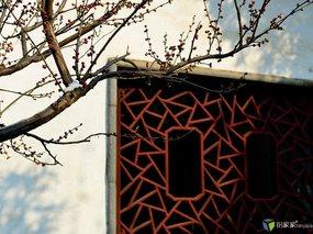 【墅创】赋予中国建筑传神之美——窗棂