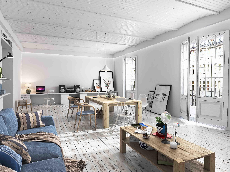 小小北欧 - 扮家家室内设计网