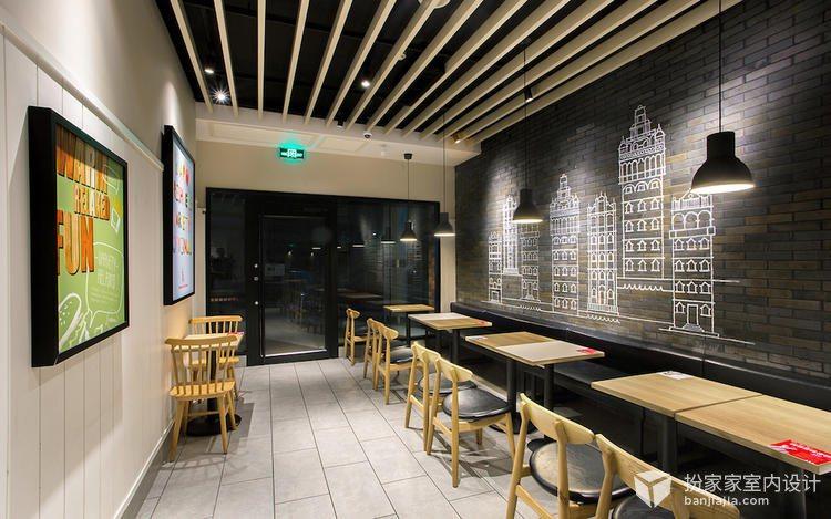 给平价小餐馆做设计,成了他的工作室的发展基础