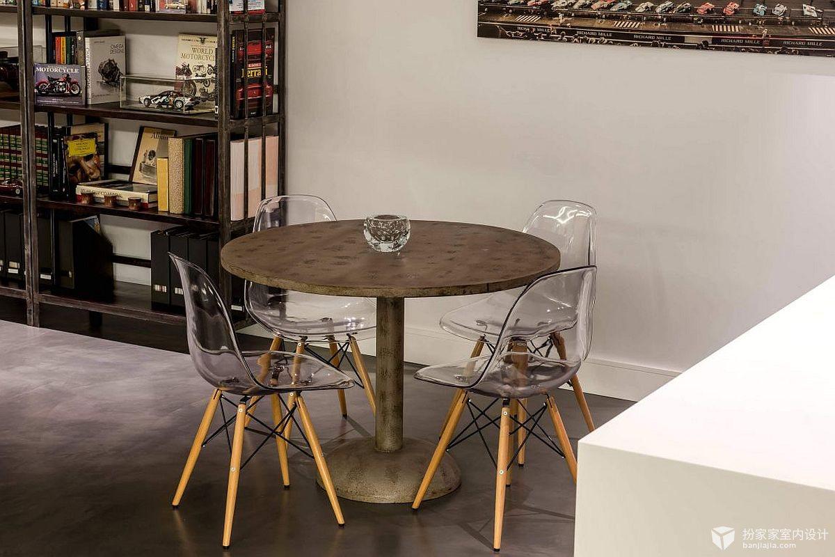 现代工业风的魅力 - 扮家家室内设计网