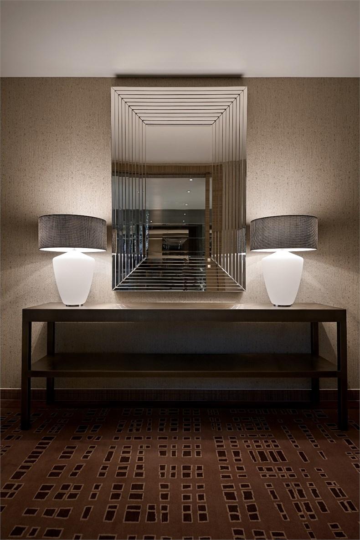 郑树芬:昆明阳光花园别墅设计-室内设计师平台 -室内