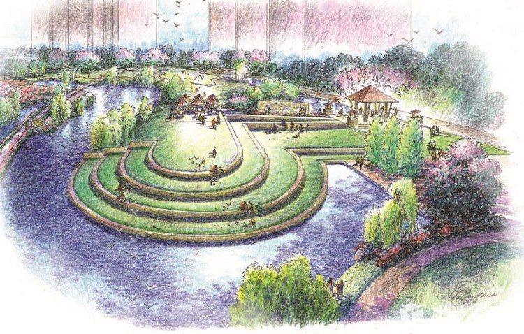 环艺景观设计手绘案例35套