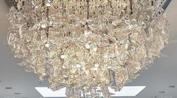 ROCCO BORGHESE吊灯,璀璨耀眼的艺术灯饰