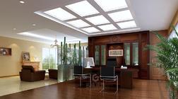 办公空间设计案例丨成都专业办公室设计丨办公室装修