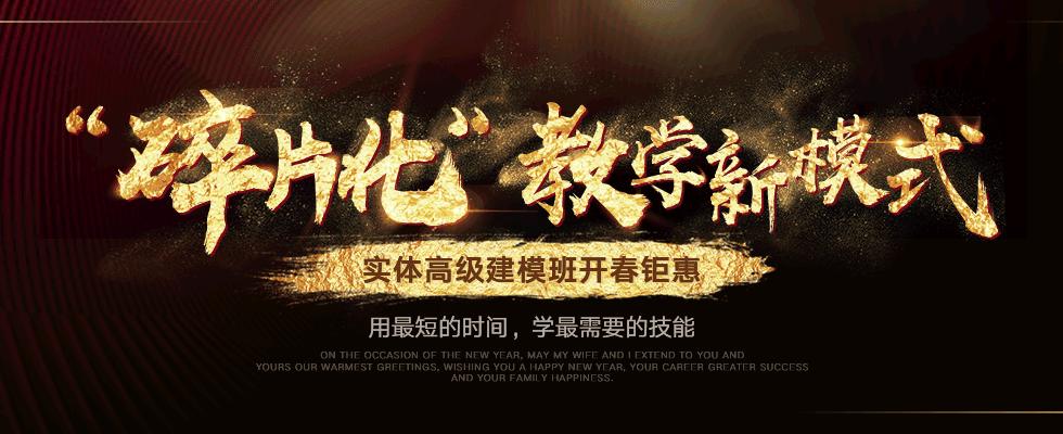 特训营春节广告