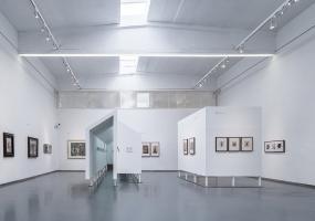 光华之路 – 中国现代艺术展,北京/ 戴璞建筑事务所