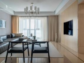 柒筑空间设计 | 静谧的优雅