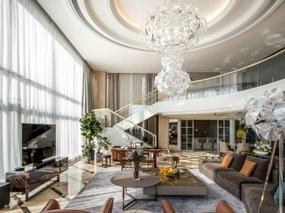 【现代简约】 480㎡豪华别墅设计