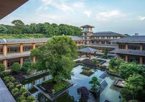 岳阳君山岛君澜度假酒店 | 简练中式 ,自然清雅