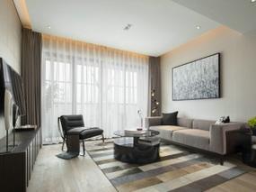 【现代】 | Cosmo公寓样板房装修设计