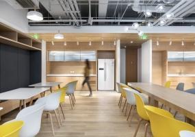 全新的办公空间 | 紫龙游戏办公室