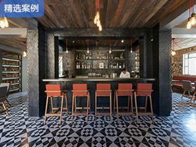 设计案例:餐饮空间酒吧案例精选