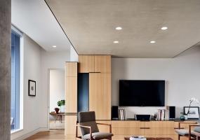 lFurman + Kei | 高层W公寓大楼装修设计