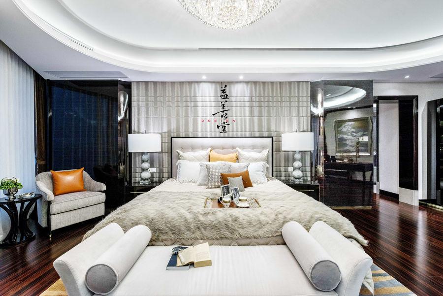 现代风格 l 上海融创·滨江壹号院住宅装修设计