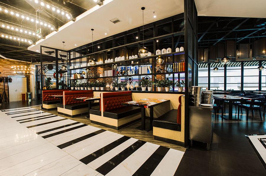 武汉凯德-西城 | 巴布鲁海鲜自助餐厅