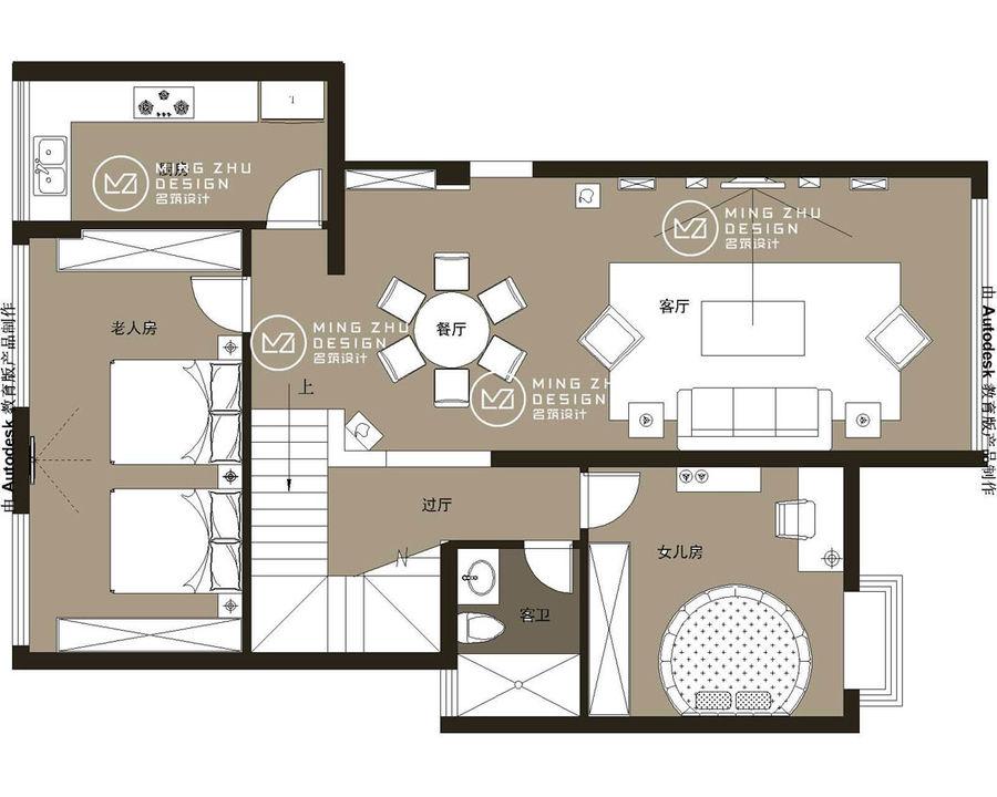 名筑设计 | 新作 《THE EARL NEKA》别墅威尼斯娱乐平台