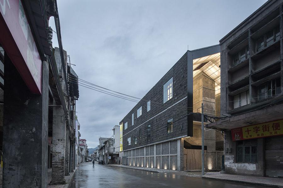 隐身于老城中的博物馆——连州摄影博物馆