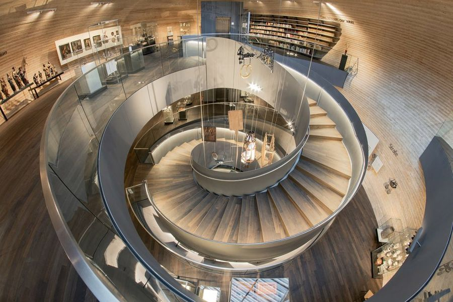 PANEUM面包博物馆 | 奥地利阿斯滕 蓝天组
