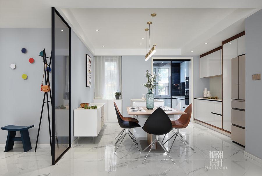 北欧风格 | 黄山湖公寓样板房装修设计