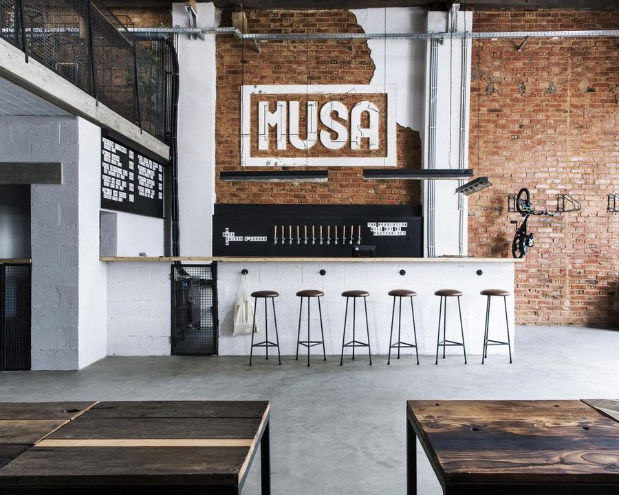 葡萄牙 Musa 啤酒厂 | paulo moreira