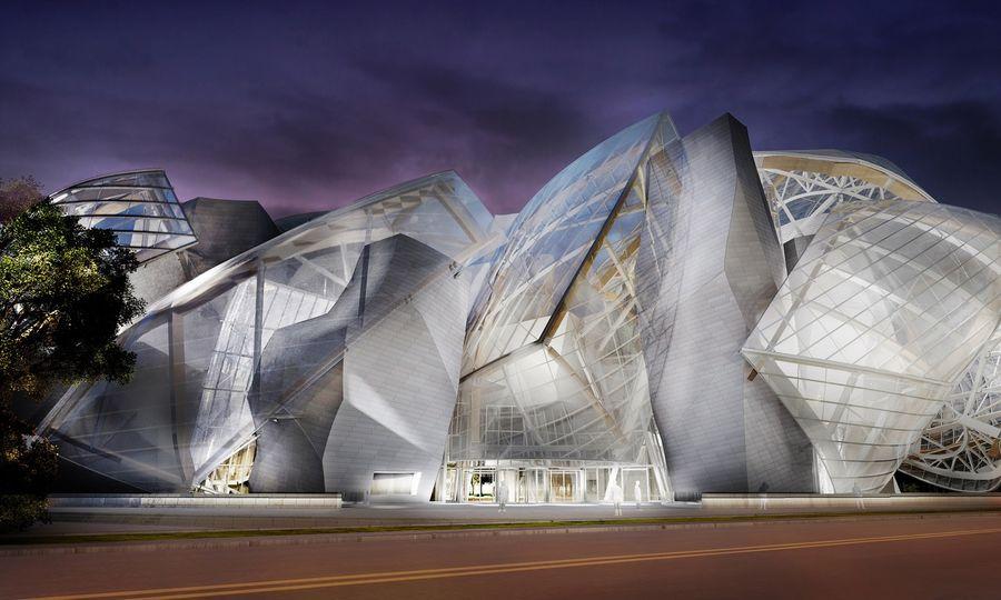 路易斯·威登博物馆 | 弗兰克盖里事务所