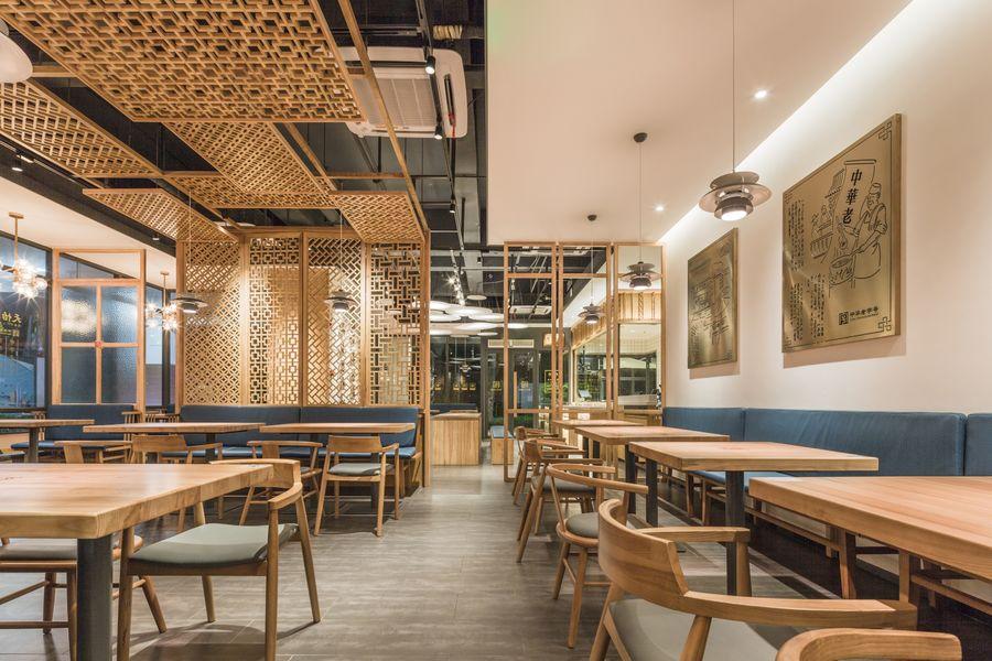 餐饮设计――跨越了125年的店,最近终于来深圳了