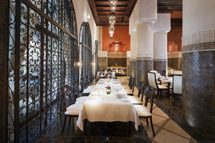 中东地区   阿拉伯风格酒店