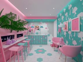 小小网红奶茶店